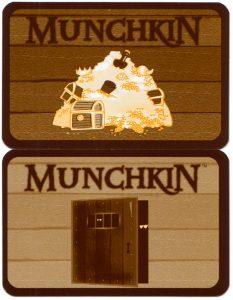 Munchkin Traseras