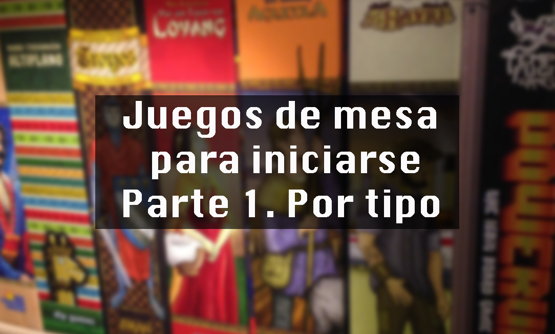 Imagen de cabecera Juegos de mesa