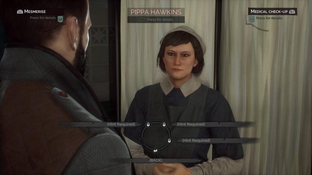 Imagen del videojuego Vampyr
