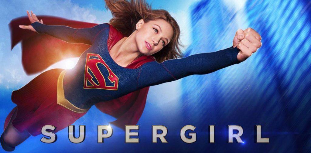 Imagen promocional de Supergirl antres del Arrowverso