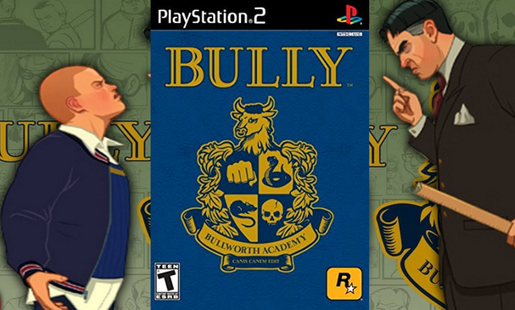 Portada del videojuego Bully