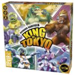Juego de mesa King of Tokyo