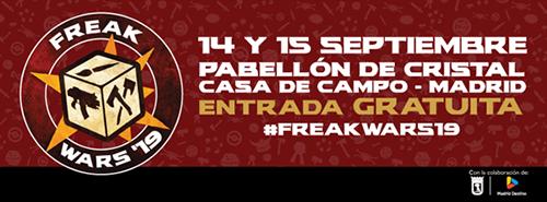 FreakWars Madrid 2019