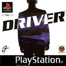 Portada del videojuego Driver