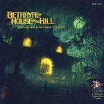 Portada del juego de mesa para Halloween Betrayal at house on the hill