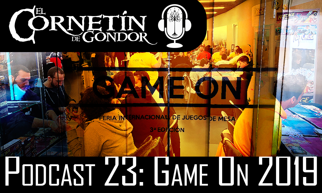 Podcast #23: Game On 2019