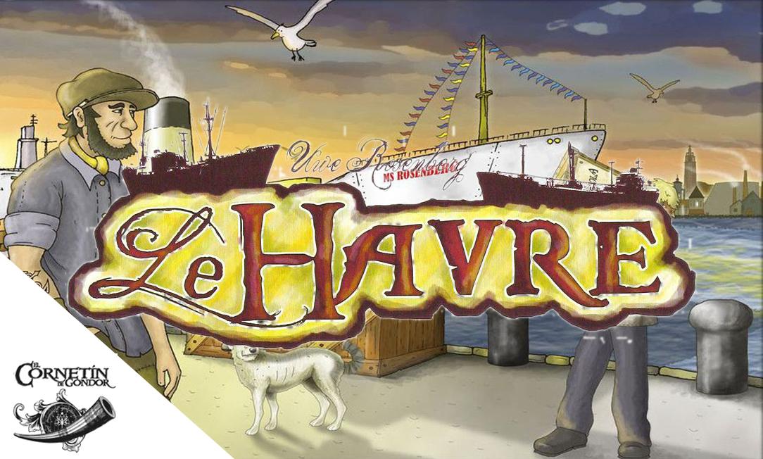 Imagen de cabecera con imágenes del juego Le Havre