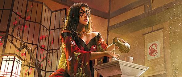 La dama Kachiko
