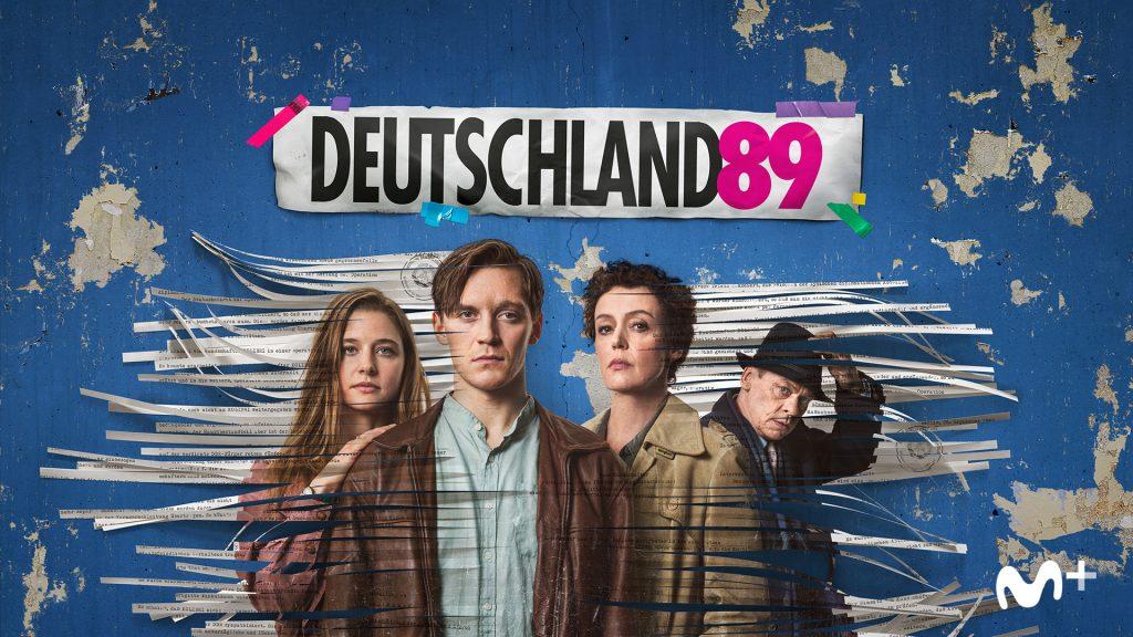 imagen promocional de Deutschland 89