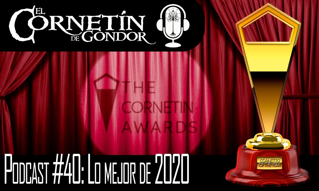 Podcast #40 Lo mejor de 2020